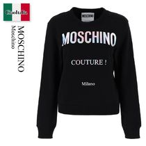 Moschino logo sweat