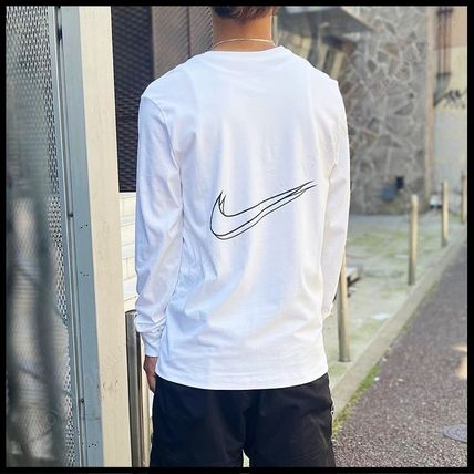 Nike Tシャツ・カットソー 国内発送・正規品★ナイキ NIKE★MEN'S NSW HBR WORLDWIDE L/S T(3)