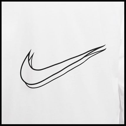Nike Tシャツ・カットソー 国内発送・正規品★ナイキ NIKE★MEN'S NSW HBR WORLDWIDE L/S T(12)