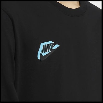 Nike Tシャツ・カットソー 国内発送・正規品★ナイキ NIKE★MEN'S NSW HBR WORLDWIDE L/S T(16)