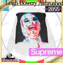 20SS /Supreme Leigh Bowery Airbrushed Shirt リー・バウリー