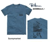 Ron Herman取扱☆Outerknown WATER LOGGED POCKETTシャツ