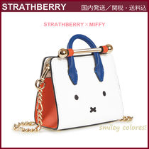 【新作 限定品!】STRATHBERRY×Miffy☆MINIATURE TOTE