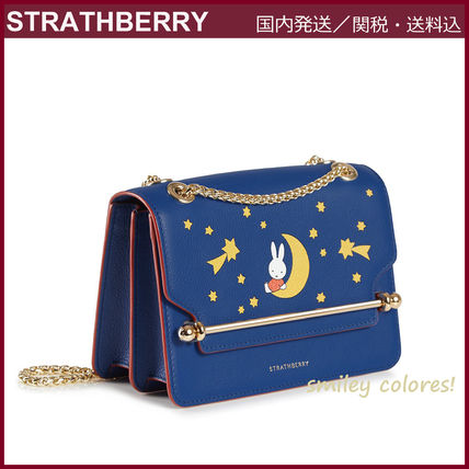 STRATHBERRY ショルダーバッグ・ポシェット 【新作 限定品!】STRATHBERRY×Miffy☆EAST/WEST MINI(6)