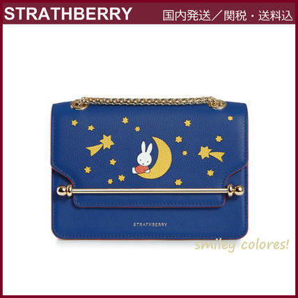 STRATHBERRY ショルダーバッグ・ポシェット 【新作 限定品!】STRATHBERRY×Miffy☆EAST/WEST MINI(7)