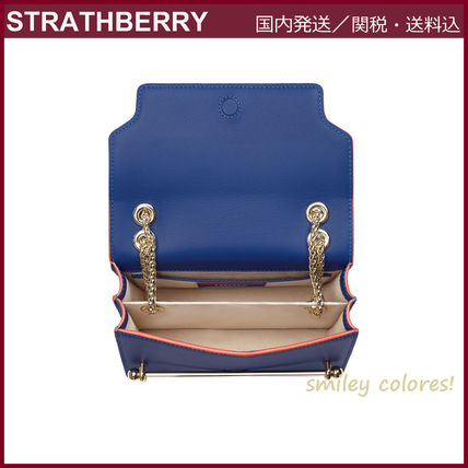 STRATHBERRY ショルダーバッグ・ポシェット 【新作 限定品!】STRATHBERRY×Miffy☆EAST/WEST MINI(8)