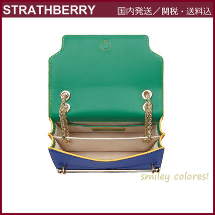 STRATHBERRY ショルダーバッグ・ポシェット 【新作 限定品!】STRATHBERRY×Miffy☆EAST/WEST MINI(12)
