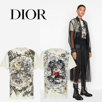 DIOR★〈Tシャツ/The Brutal Journey of the Heart〉アイボリー