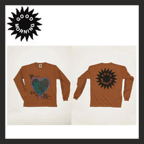 Good Morning Tapes★パリ 大人気 Plants Heal LS Tee