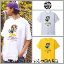 BUTTER GOODS☆Everyday 半袖 Tシャツ 3色