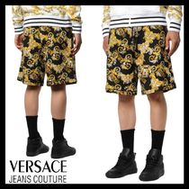 AW20【Versace Jeans Couture】バロッコ ショーツ/ハーフパンツ