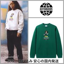 BUTTER GOODS☆Everyday Crewneck スウェットシャツ 2色