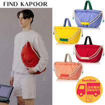 FIND KAPOOR(ファインドカプール) バッグ・カバンその他 FIND KAPOOR PUFFER BAG 55 ROPE BBM1279 追跡付