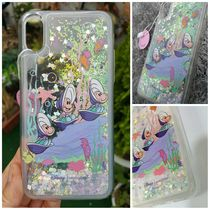 HIGH CHEEKS★Disney Oysters Under the Sea Glitter Phonecase