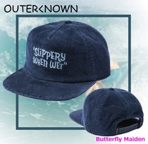 ::Outer Known:: 限定 Bruce Brown films コーデュロイキャップ