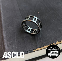 ASCLO Connec Circle Ring (Silver) YI536 追跡付