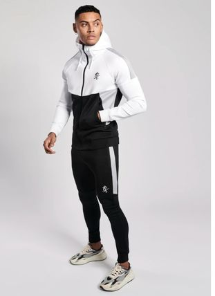 Gym King セットアップ gymking*CHIBA FULL ZIP POLY TRACKSUITセットアップ送関税込み(3)