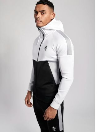 Gym King セットアップ gymking*CHIBA FULL ZIP POLY TRACKSUITセットアップ送関税込み(4)