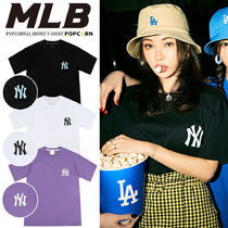 ◆大人気◆【MLB】POPCORN21 SHORT SLEEVE T-SHIRT◆送料無料◆