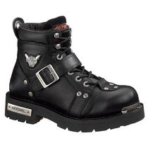 【SALE】Harley-Davidson Brake Buckle Ankle Boot (Men's)
