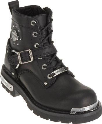 Harley Davidson ショートブーツ・ブーティ 【SALE】Harley-Davidson Becky Riding Boot (Women's)