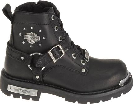 Harley Davidson ショートブーツ・ブーティ 【SALE】Harley-Davidson Becky Riding Boot (Women's)(2)