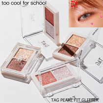 too cool for school(トゥークールフォ―スクール) アイメイク ホログラムシャドウ[too cool for school]TAG PEARL FIT GLITTER