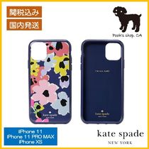 【Kate Spade】floral bouquet iphone ケース ◆国内発送◆
