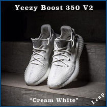 【adidas x Kanye West】激レア Yeezy Boost 350 V2 Cream White