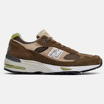 【英国発】New Balance 991 英国製☆限定 Dark Green with Beige