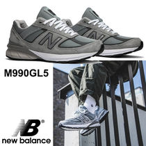 ●New Balance● 990v5 MADE IN U.S.A. M990GL5 グレー  即発