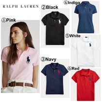 【Ralph Lauren】●ポロシャツ●Skinny Fit Big Pony Polo Shirt