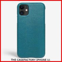 関税送料込☆THE CASEFACTORY☆IPHONE 11 LIZARD MALDIVE