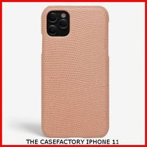 関税送料込☆THE CASEFACTORY☆IPHONE 11 LIZARD ROSE