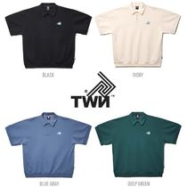 TWN★VOLLEY SHORT SLEEVE POLO SHIRT - YMST3287