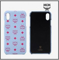 ♥ MCM ♥ ビセトス iPhone Case X / XS / XS MAX