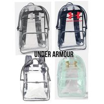 UNDER ARMOUR (アンダーアーマー ) バックパック・リュック 《UNDER ARMOUR》UA Clear Backpack☆クリア バックパック 4種