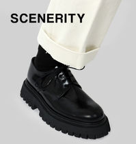 SCENERITY Oversol Derby Shoes