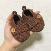 [DEAR MY BABY] DAILY KNITTING BABY BOOTIES 24 COLORS