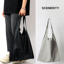 SCENERITY Shopper bag (2color)