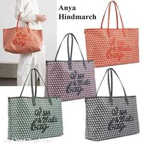 お早めに☆国内発☆Anya Hindmarch☆I Am A Plastic Bag トート