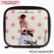 【MARIANNE KATE】POUCH-PARTY DOT【国内配送】