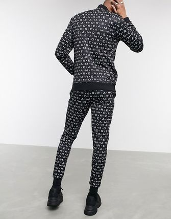 ASOS セットアップ 【セットアップ】ASOS tracksuit track top & tapered joggers(3)