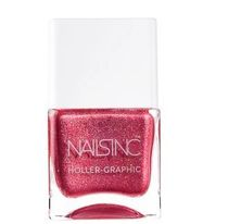 Nails Inc限定☆Molten My Day - hot pink