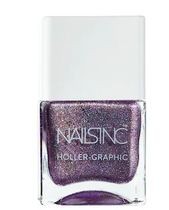 Nails Inc限定☆Get Out of My Space - lilac purple