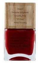 Nails Inc限定☆Swear By Salutation - deep red