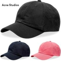 Acne Studios Cunov Patch Face Cap