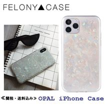 FELONY CASE(フェロニーケース) iPhone・スマホケース FELONY▲CASE /OPAL iPhoneケース