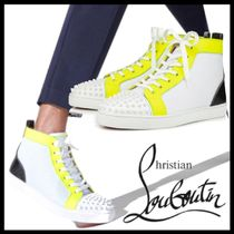 20SS【直営店】ChristianLouboutin Lou Spikes Orlatoスニーカー