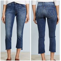 MOTHER The Insider Crop Step Fray Jeans ジーンズ 関送料無料